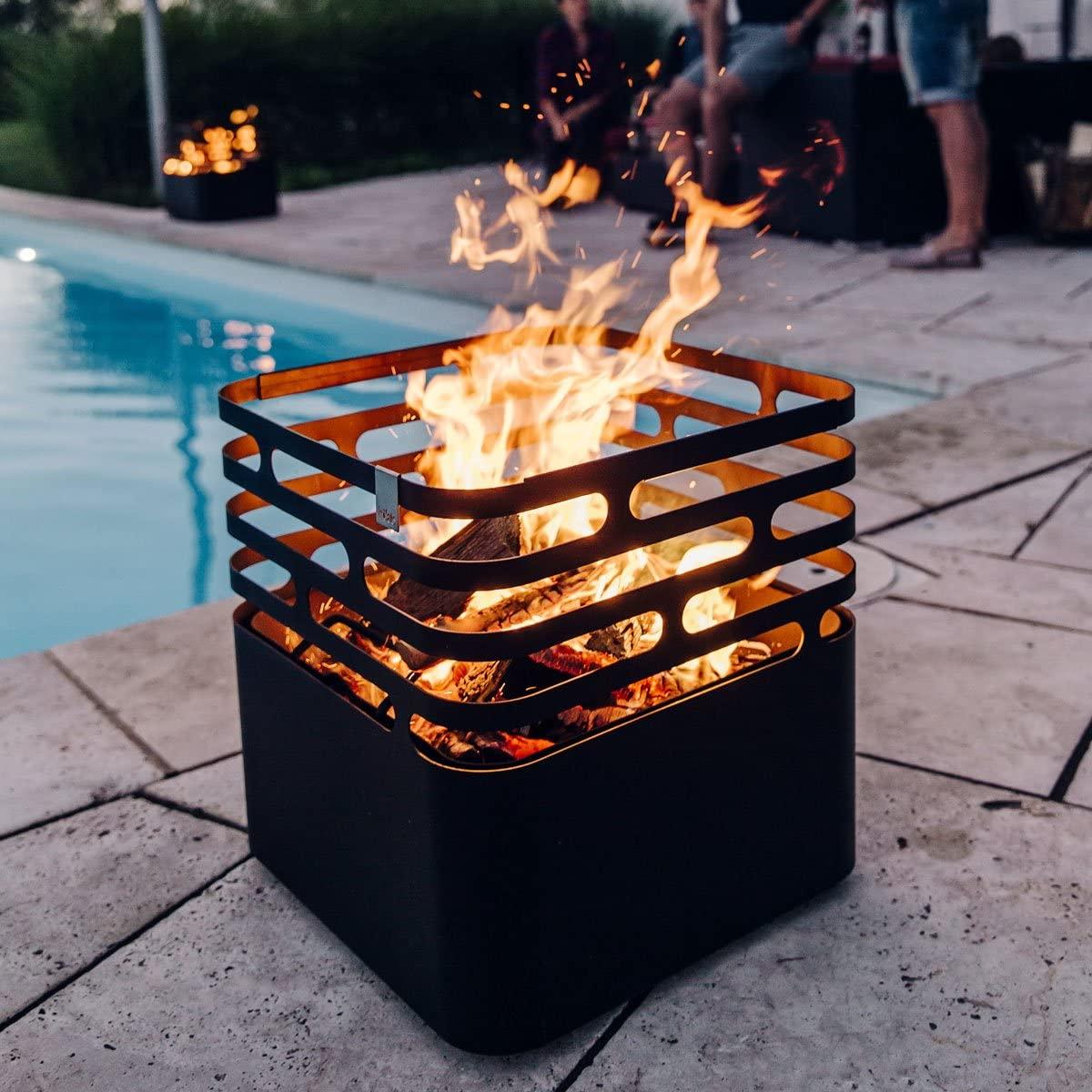 Die 10 besten Feuerkörbe aus Edelstahl