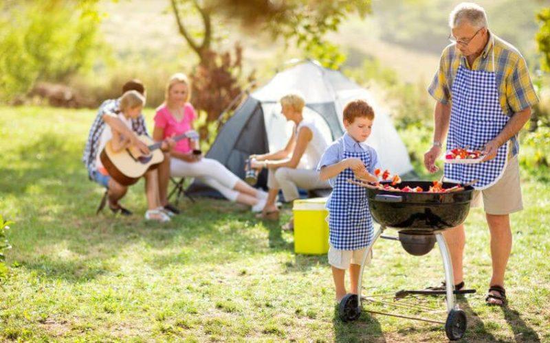 die 10 besten Campinggrills