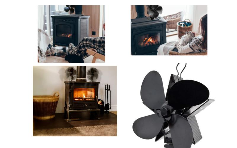 Die 10 besten Kaminofen-Ventilatoren