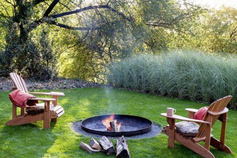 Die 5 besten Feuerstellen für den Garten