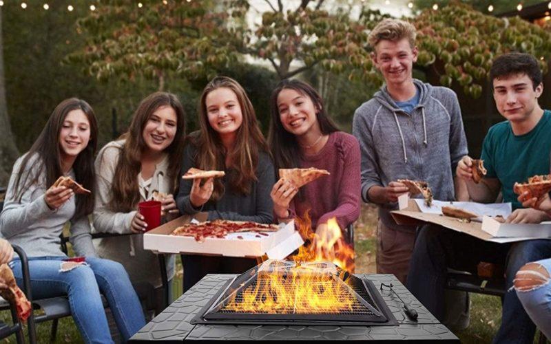 Top 10 Feuerschalen für den Garten mit Grill